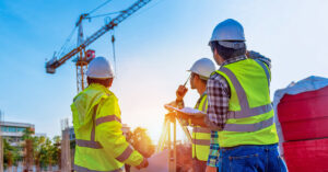 Construction management professionals, project management, managing change orders by construction project managers using CMPRO construction management software